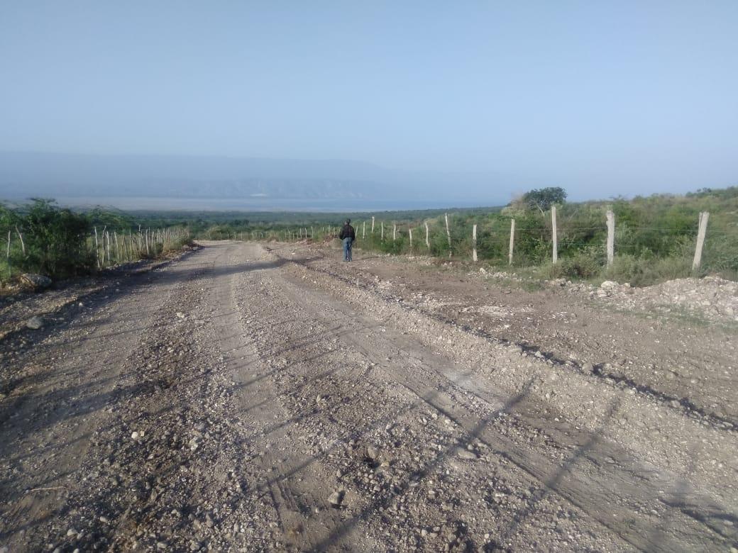 Camino Villa Jaragua- Pie de la Loma!